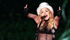 Malá ochutnávka: Jak si atletka Madonna podmaňuje Prahu